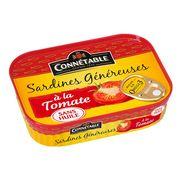Сардины в томатном соусе Genereuse Connetable 140 гр, фото 1