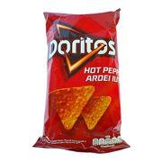 Кукурузные чипсы с острым перцем Hot Pepper Doritos 100 гр, фото 1