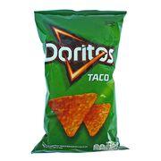 Кукурузные чипсы с перцем Taco Doritos 100 гр, фото 1