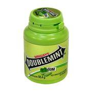 Жевательная резинка Сладкая Мята в банке Doublemint Wrigley 58,4 гр, фото 1