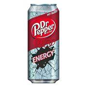 Энергетический газированный напиток Доктор Пеппер Энерджи 250 мл, фото 1