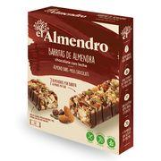 Батончики Миндаль и фундук с молочным шоколадом El Almendro 100 гр, фото 1