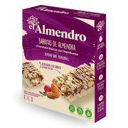 Батончики Миндаль и белый шоколад с ягодами El Almendro 100 гр, фото 1