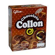 Печенье с шоколадным кремом Chocolate Collon Glico 54 гр, фото 1