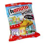 Хрустящие вафли мини с шоколадом и орехами Hanuta Minis Haselnuss 200 гр, фото 1