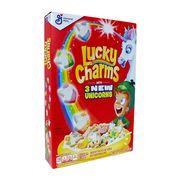 Сухой завтрак с маршмелоу Lucky Charms with 3 new Unicorns General Mills 297 гр, фото 1