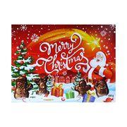 Набор фигурного шоколада Merry Christmas 100 гр, фото 1