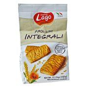 Печенье из цельнозерновой муки Frollini Integrali Gastone Lago 350 гр, фото 1