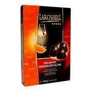 Шоколадные конфеты с апельсиновым ликером Laroshell 150 гр, фото 1