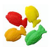 Мармелад Гигантские рыбы ассорти Roypas 150 гр, фото 1