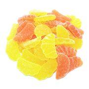 Жевательный мармелад Дольки Апельсин и Лимон Burmar 100 гр, фото 1