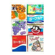 Жевательная резинка Ассорти 7 вкусов Marukawa 36,6 гр, фото 1