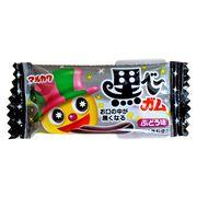 Жвачка вкус виноград красит язык черным Marukawa 4,3 гр, фото 1