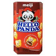 Печенье с шоколадной начинкой Hello Panda Meiji 45 гр, фото 1