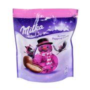 Новогодние конфеты Шоколадные шарики Bonbons Popping Candy Milka 86 гр, фото 1