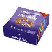 Шоколадные конфеты ассорти Moments Mix Milka 169 гр, фото 1