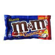 Конфеты драже с  карамелью Caramel M&M's Share Size 80,2 гр, фото 1