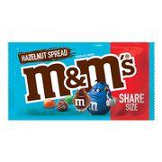 Конфеты с ореховым кремом из фундука Hazelnut M&M's 71,7 гр, фото 1