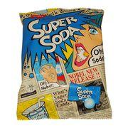 Леденцы со вкусом содовой Super Soda Candy Nobel 88 гр, фото 1