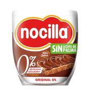 Шоколадная паста с фундуком без сахара Nocilla 190 гр, фото 1