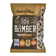 Карамель в шоколаде Алкогольная нотка BeeMBER Pszczolka 1 кг, фото 1