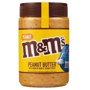 Арахисовая паста с кусочками арахиса M&M's Crunchy Peanut Butter 320 гр, фото 1