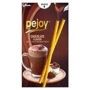 Палочки с шоколадным кремом внутри Pejoy Pocky Glico 37 гр, фото 1