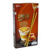 Бисквитные палочки Caramel Macchiato Pejoy Glico 54 гр, фото 1