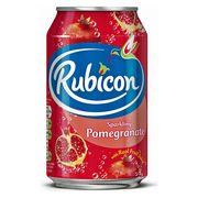 Газированный напиток Гранат Rubicon Pomegranate 330 мл, фото 1