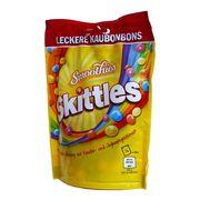 Драже смузи фрукты и йогурт Smoothie Skittles 160 гр, фото 1