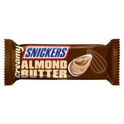 Батончик с миндальным кремом Creamy Almond Butter Snickers 39,7 гр, фото 1
