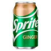 Газировка Спрайт с имбирем Ginger Sprite USA 355 ml, фото 1