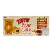 Кексы бисквитные с шоколадной начинкой 5 шт Bear Cake Today 225 гр, фото 1