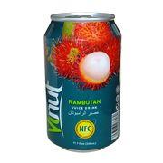 Напиток Rambutan Juice Drink Vinut 330 мл, фото 1