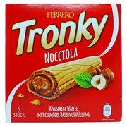 Вафельные батончики с начинкой из фундука Ferrero Tronky Nocciola 90 гр, фото 1