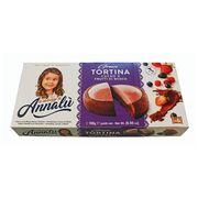 Тарталетки шоколадные с начинкой из лесных ягод Annalu 198 гр, фото 1