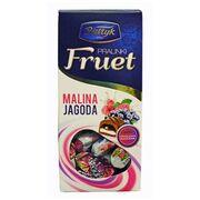 Конфеты с фруктовой начинкой Malina Jagoda Fruet Baltyk 180 гр, фото 1