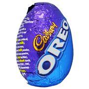 Шоколадное Пасхальное Яйцо Cadbury Oreo 31 гр, фото 1