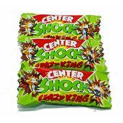 Кислая жвачка вишня Crazy King Jungle Mix Center Shock 3 шт x 4 гр, фото 1