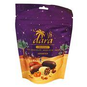 Трюфели финиковые с орехами в шоколаде ассорти Truffles Dara 100 гр, фото 1
