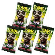 Кислый леденец со жвачкой Зомби Boom Zombie Super Sour Gum Fini 5 шт 25 гр, фото 1