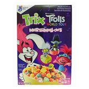 Готовый завтрак Шарики с маршмеллоу Trix Trolls General Mills 274 гр, фото 1