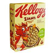 Готовый завтрак Cinnamon Stars Zimmys Kellogg 330 гр, фото 1