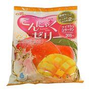 Желе порционное Конняку Манго Yukiguni Aguri 108 гр, фото 1