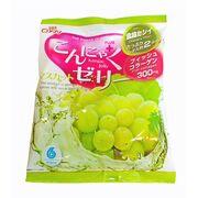 Желе порционное Конняку Виноград Мускат Yukiguni Aguri 108 гр, фото 1