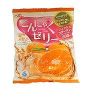 Желе порционное Конняку Мандарин Yukiguni Aguri 108 гр, фото 1