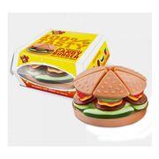 Конфетный мармеладный Бургер Candy Burger Look-o-Look 130 гр, фото 1