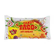 Конфеты Мексиканский Тако Candy Taco Look-o-Look 110 гр, фото 1