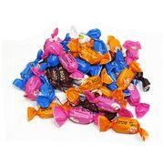 LOVE IS Микс вкусов жевательные конфеты с жидким центром 100 гр, фото 1