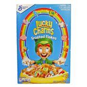 Кукурузные хлопья с маршмеллоу Frosted Flakes Lucky Charms 391 гр, фото 1
